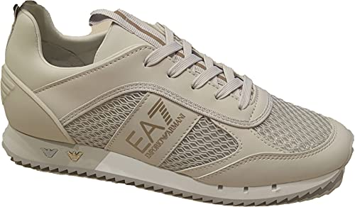 Emporio Armani EA7 - Zapatos de hombre Art X8X027 XK050 Q228, color...