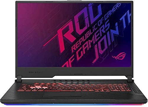 ASUS ROG Strix G 17.3 FHD High Performance Gaming Laptop | Intel Six Core i7-9750H | 16GB RAM | 1TB SSD | NVIDIA GTX 1650 | Backlit Keyboard | Windows 10