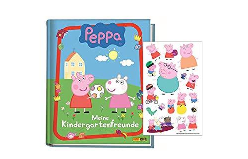 Peppa Pig: Meine Kindergartenfreunde + 1x Peppa Pig-Stickerbogen