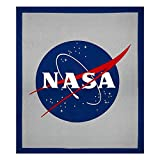 Fabric Type: 100% Cotton Import Designation: Made in the USA or Imported Fabric care instructions: Machine Wash Cold/Tumble Dry Low From Riley Blake Designs this cotton print fabric panel features a NASA-inspired design and is perfect for quilting ap...