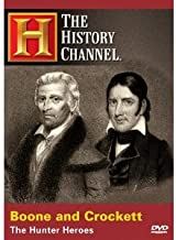 The History Channel : Daniel Boone and Davy Crockett