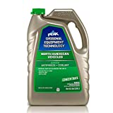 PEAK OET Green Concentrate Antifreeze/Coolant for North American Vehicles, 1 Gal.