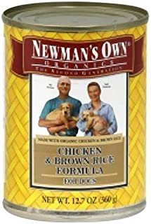 Best newman's own canned dog food Reviews