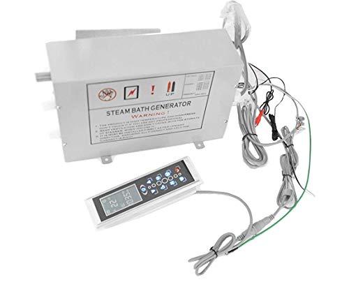 Generatore di vapore 2,8kW dispositivo doccia di vapore LXW-MK-008
