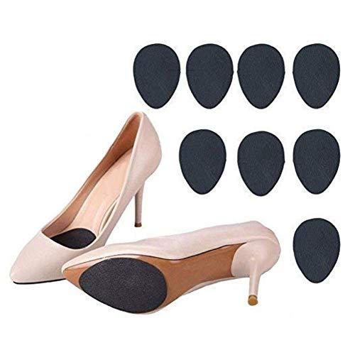 Little Finger Sohlenaufkleber, 8 Stück, rutschfeste Schuhpads zum Aufkleben auf der Unterseite Einheitsgröße 1#