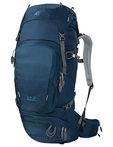 Jack Wolfskin Herren Orbit 38 Pack Wandern Outdoor Trekking Rucksack, Poseidon Blue, ONE Size