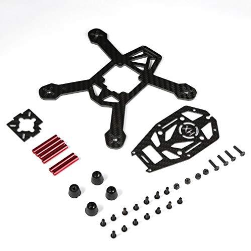 Yogatada H150 Kit Telaio in Fibra di Carbonio Mini quadricottero Drone da Corsa a 4 Assi per FPV