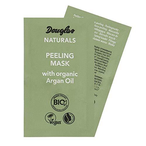 Douglas Naturals Hautpflege 860252 Gesichtsmaske Peelingmaske Peeling Mask 10 ml