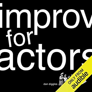 Improv for Actors audiobook cover art