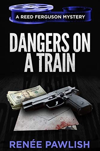 Dangers on a Train The Reed Ferguson Mystery Series Book 20 product image