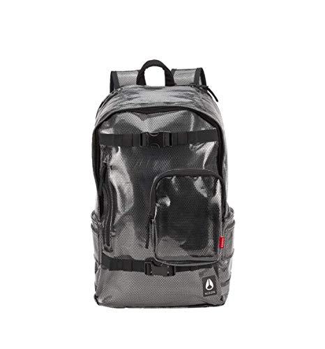 Details auf Rucksack Nixon Smith backpack clear Fashion Fashion Schule Freizeit Wandern