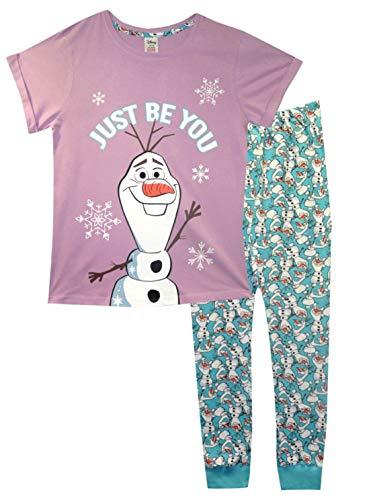 Pijama de mujer Frozen Olaf de Disney
