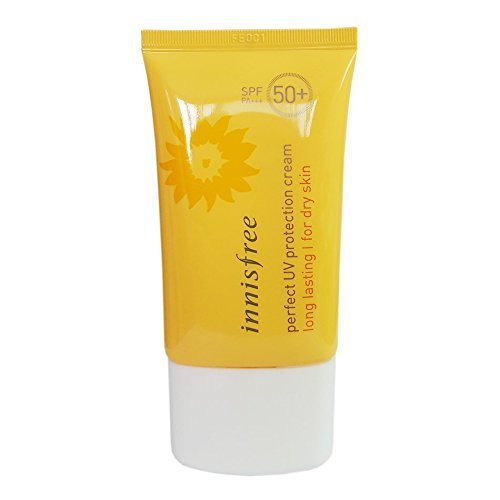 Innisfree Perfect UV Protection Cream Long Lasting SPF50+PA+++50ml For Dry Skin 2016. 6. New Arrival