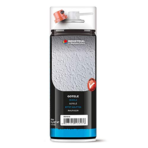 Montana Colors Efecto Gotelé - Blanco, Spray 400ml