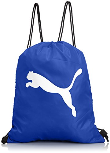 PUMA Turnbeutel Pro Training Gym Sack, black/royal/white, 38 x 48 x 0.5 cm, 1.0 liter,...