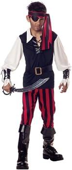 California Costumes Kid's Cutthroat Pirate Costume