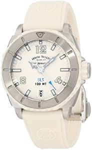 Armand Nicolet Women's 9615E-AG-G9615B SL5 Sporty Automatic Stainless Steel Watch image
