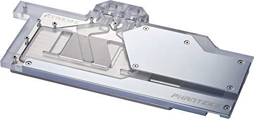 Phanteks PH-GB2080TiGB_CR02 for Gigabyte RTX 2080Ti/2080/2070 Xtreme, Acrylic Cover,...