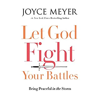 Let God Fight Your Battles audiobook cover art