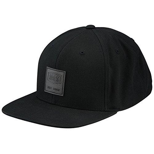 Unbekannt - Casquette de Baseball - À logo - Homme Noir Noir uni