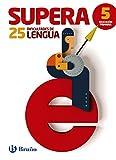 Supera las 25 dificultades de Lengua 5: Edición 2015 (Castellano - Material Complementario - Supera Las Dificultades) - 9788469608982