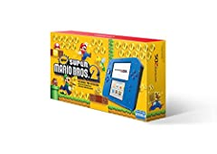 The best of 2 worlds The Nintendo 2DS system brings the power of 2 systems together into a single, affordable package; Play games both Nintendo DS and Nintendo 3ds in 2D Connect with friends, other players, and wireless hotspots using the wireless St...