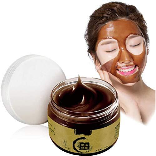 EJOTAY Herbal Beauty Peeling Mask Charcoal Black Peel Off Mask Deep Skin Cleansing Black Mask 120g (1PCS)