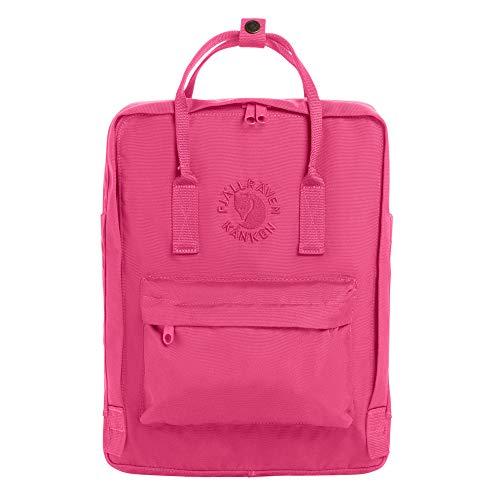 Fjällräven Re-Kånken Backpack, Pink Rose, OneSize