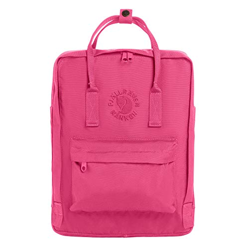 FJÄLLRÄVEN Unisex-Adult Re-Kånken Luggage- Messenger Bag, Pink Rose, 38 cm