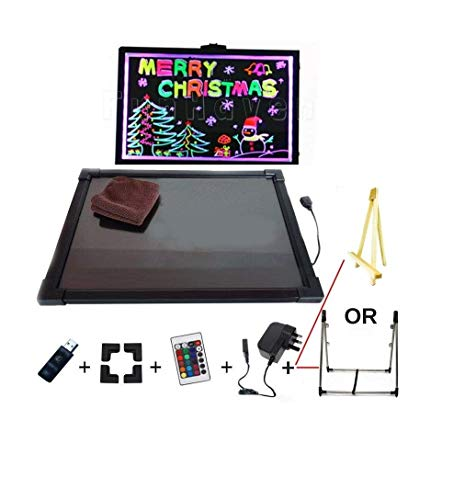 Be-Creative Necesidades Especiales Autismo Niños Sensorial LED Ilumina Dibujo/Escritura Tablero Juguetes Luces