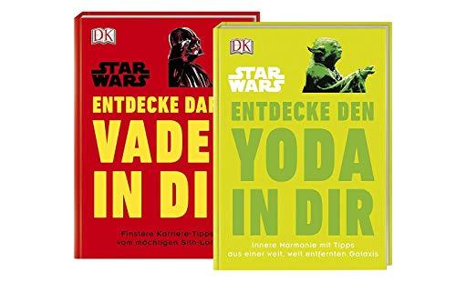 Unbekannt Star Wars™ Entdecke Darth Vader in dir + Entdecke den Yoda in dir (Gebundenes Buch)