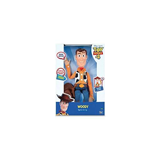 Toy Story - Figura de Woody, articulada con voz en español (Bizak 61234071), Modelos/Colores aleatorios, 1 pieza , color/modelo surtido
