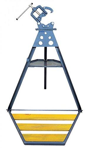 PROMAT 830755 Arbeitsgerät 5,1 cm (2 Zoll) 60mm 5Biegelöcher PROMAT zusammenlegbar