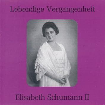 Lebendige Vergangenheit - Elisabeth Schumann (Vol.2)