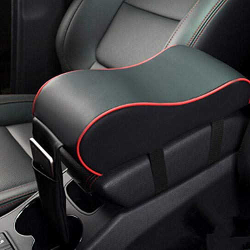 TPHJRM Auto Zentralarmlehnenpolster Auto Mittelkonsole Armlehne, Für Audi A1 A2 A3 A4 A5 A6 A7 A8 Q2 Q3 Q5 Q7 S3 S4-S8 TT TTS RS3-RS6