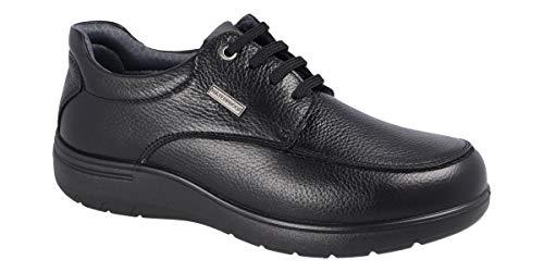 Zapato Waterproof a Prueba de Agua de Piel para Hombre confe