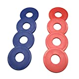 Sport Beats Rubber Horseshoe Set