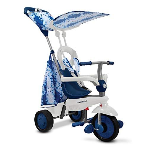 Smart-Trike STSTS6752100 driewielervoertuig, blauw
