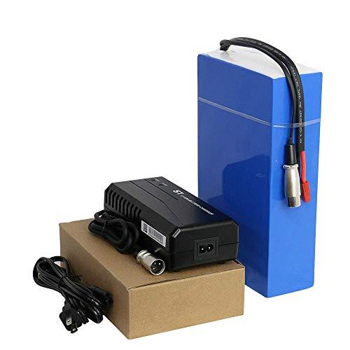 Batería eléctrica de la Bicicleta del Paquete de Iones de Litio de 60V 20Ah / 25Ah / 30Ah para el Motor eléctrico de la Bicicleta 2000w (30Ah)