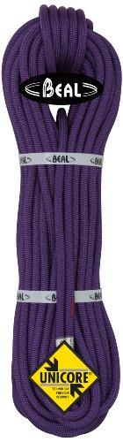 Beal Wall Master Unicore - Cuerda de Escalada, Color Morado (Purple -...