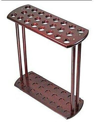 MRCH Wood Rack for Golf Rare Club Pool Stick Holder Organizer Max 56% OFF Dis Cue