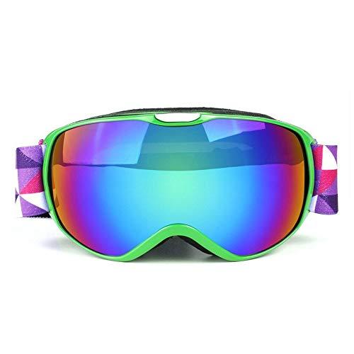 Yiph-Sunglass Sonnenbrillen Mode Kinderskibrille Anti-Fog Outdoor-Bergsteigerbrille Anti-Fog und...