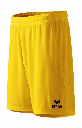 ERIMA erima Kinder Shorts Rio 2.0, gelb, 140, 315017