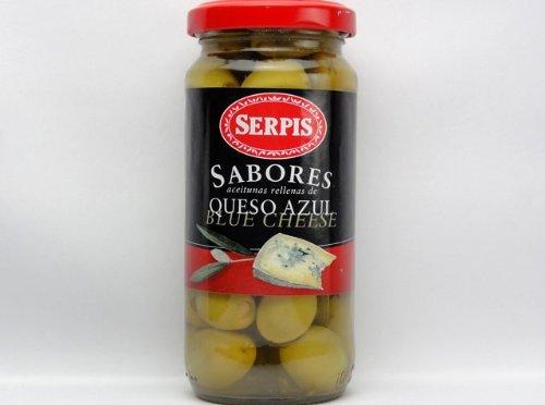 セルピス サポレス スタッフドオリーブ ブルーチーズ詰