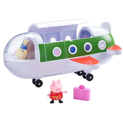 TM Toys- Pig l'Aereo Privato di Peppa Confezione 1 Personaggio e Accessori, 06227