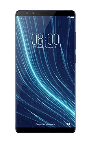 ARCHOS DIAMOND OMEGA 4G 64GB - SIM-Free Smartphone (5,73'' FHD screen - 4 cameras 5+5/23+12MPX - Double SIM - Android 7.1 Nougat)