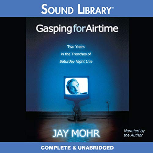 Gasping for Airtime  By  cover art