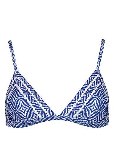 Watercult Damen Bikini Oberteil blau 36