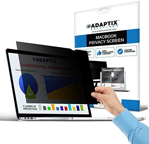 Adaptix MacBook Compatible 13 Privacy Screen for MacBook Air Anti Glare Anti Scratch Blocks product image