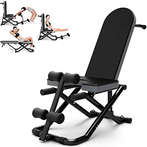 Buy LFMXLD Multi-Function Body Fitness Equipment, Multiple Exercise Postures, Exercise Waist, Abdome...